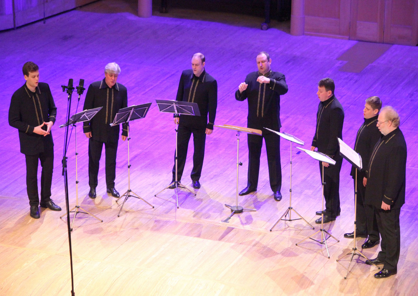 Optina Pustyn male choir